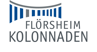 Shoppingcenter Flörsheim Kolonnaden Logo