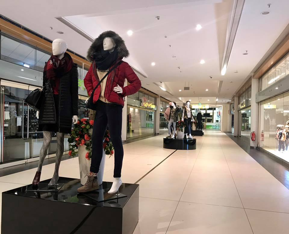 Fashion – Statische Modenschau